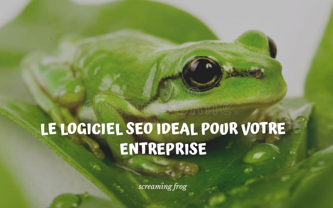 Améliorer votre SEO avec Screaming Frog